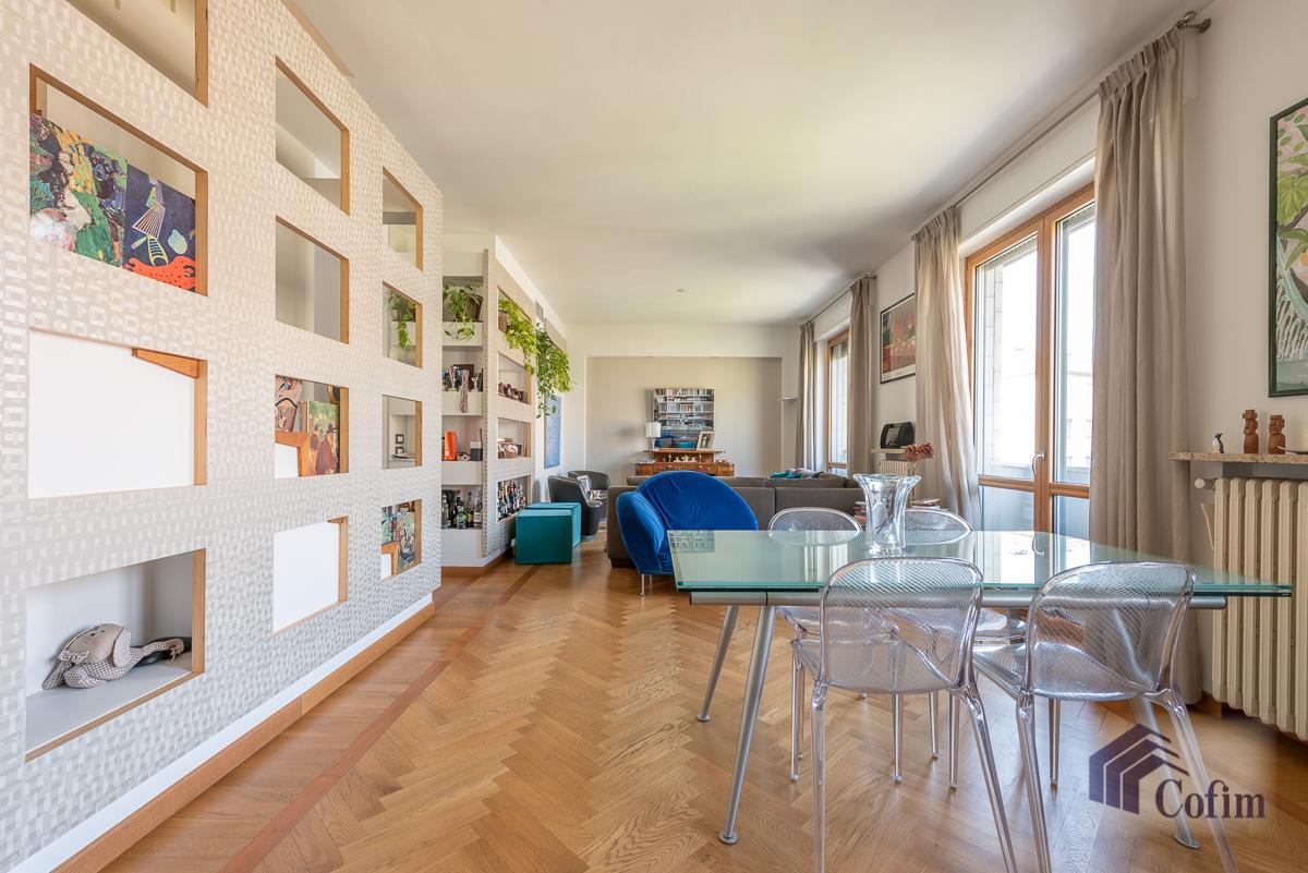 6 Locali elegante attico  Milano (P.ta Romana) Vendita in Esclusiva - 6