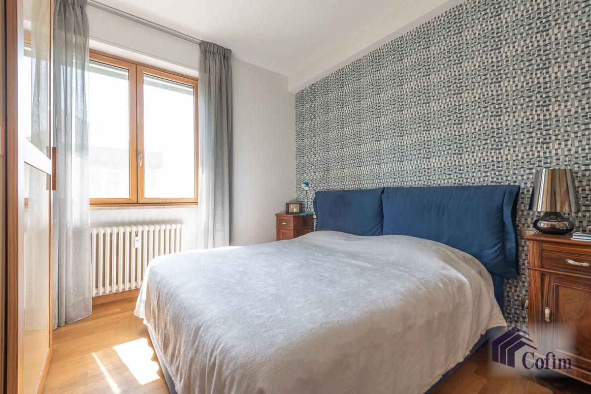 6 Locali elegante attico  Milano (P.ta Romana) Vendita in Esclusiva - 9