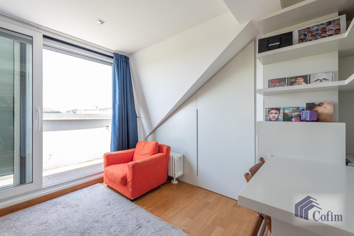 6 Locali elegante attico  Milano (P.ta Romana) Vendita in Esclusiva - 15