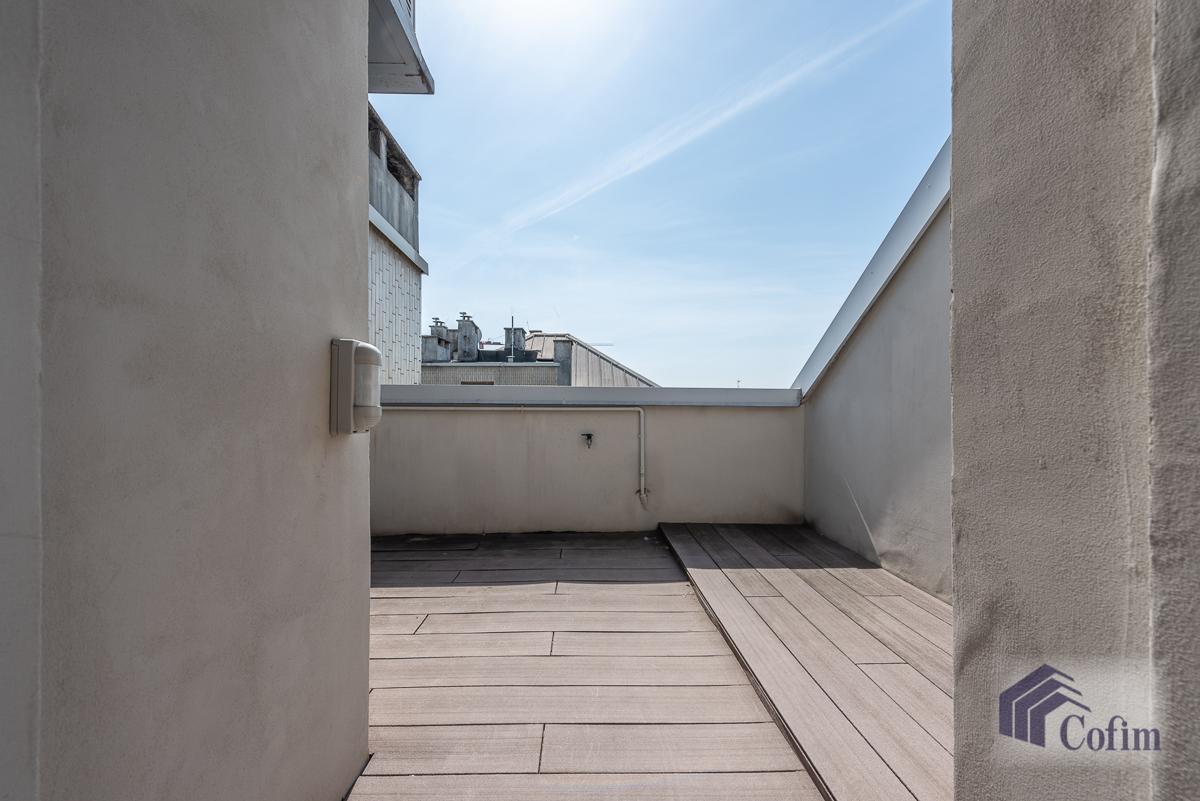 6 Locali elegante attico  Milano (P.ta Romana) Vendita in Esclusiva - 21