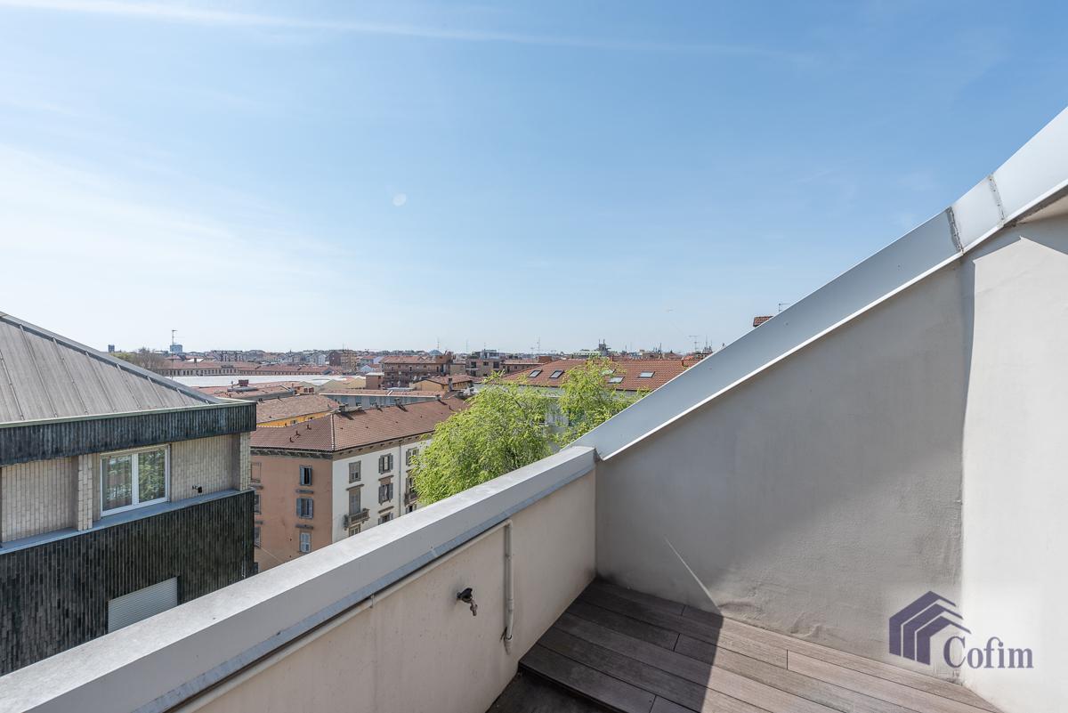 6 Locali elegante attico  Milano (P.ta Romana) Vendita in Esclusiva - 20