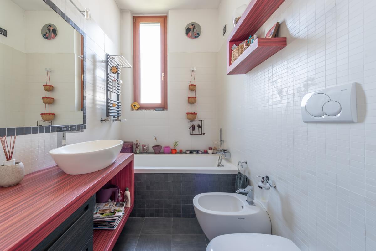 Trilocale piano alto ristrutturato  San Felice (Segrate) Vendita in Esclusiva - 19