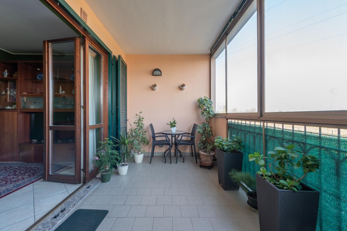 Trilocale con terrazzo e piccolo giardino  Bettolino (Mediglia) Vendita in Esclusiva - 4