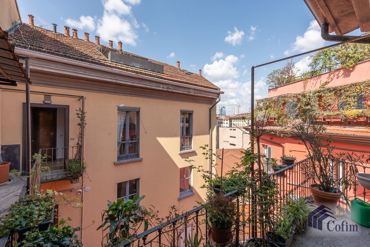 Attico con terrazzo Milano (P.ta Venezia) - in Vendita