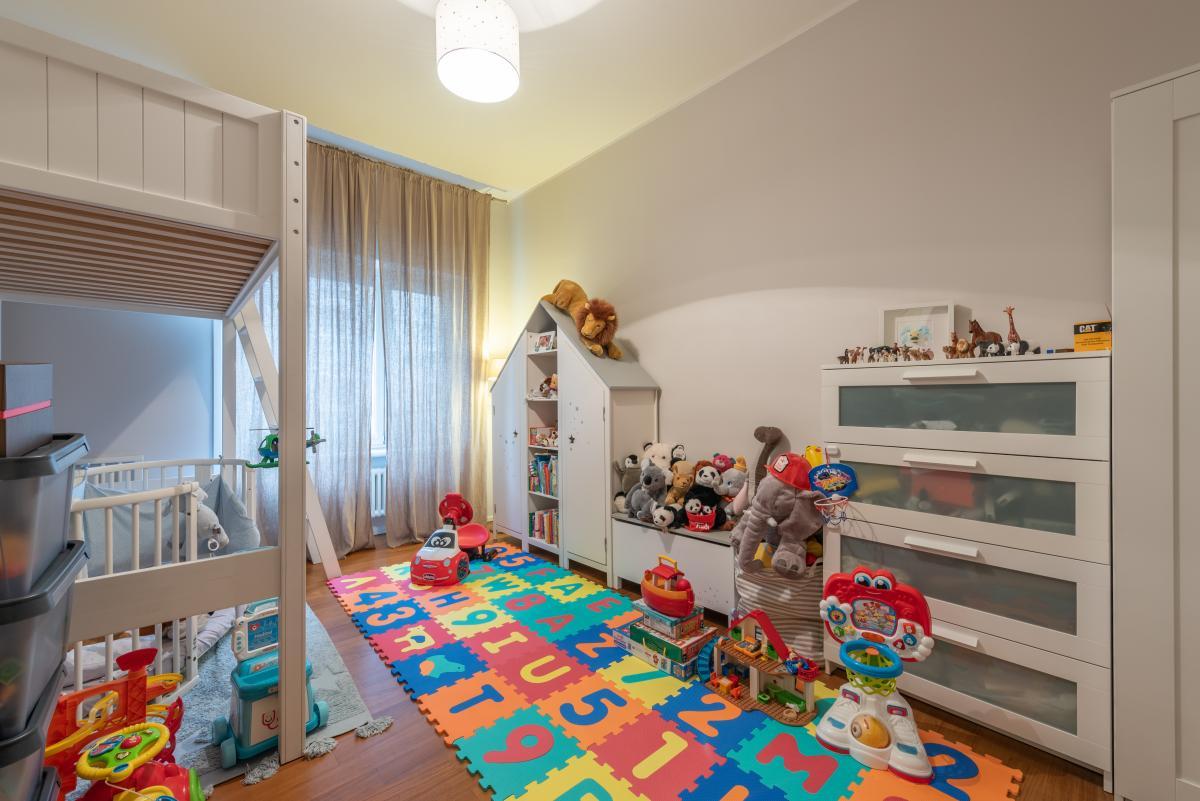 Quadrilocale prestigioso  San Felice (Segrate) Affitto in Esclusiva - 12