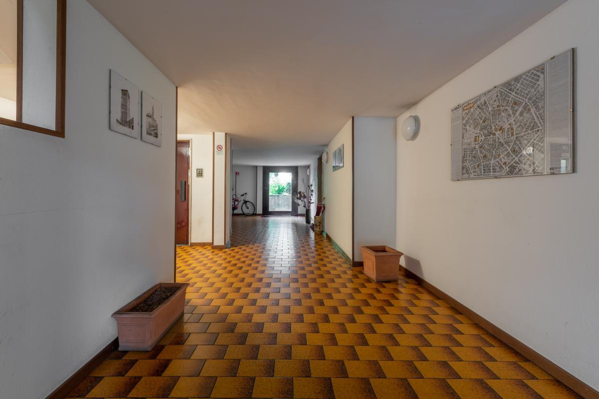 Bilocale ampio, con terrazzo  San Felice (Segrate) Affitto in Esclusiva - 14