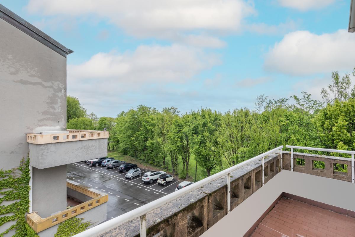 Bilocale ampio, con terrazzo  San Felice (Segrate) Affitto in Esclusiva - 6