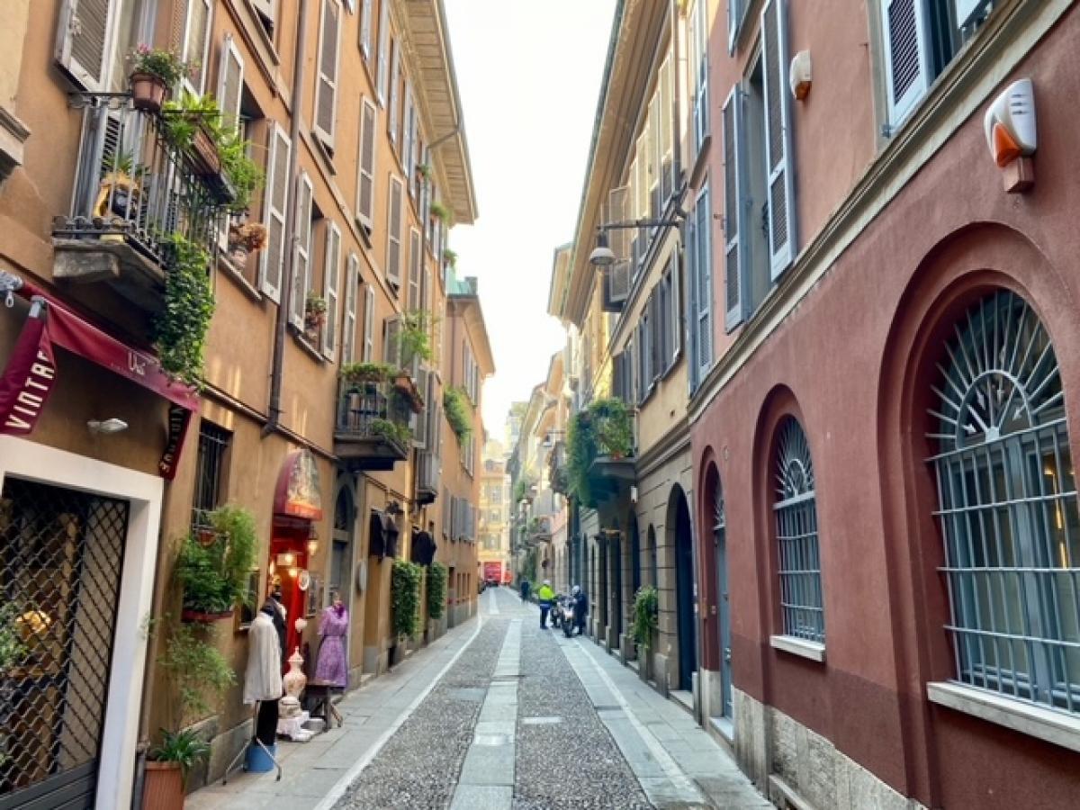 Bilocale Milano (Brera) Affitto in Esclusiva - 1