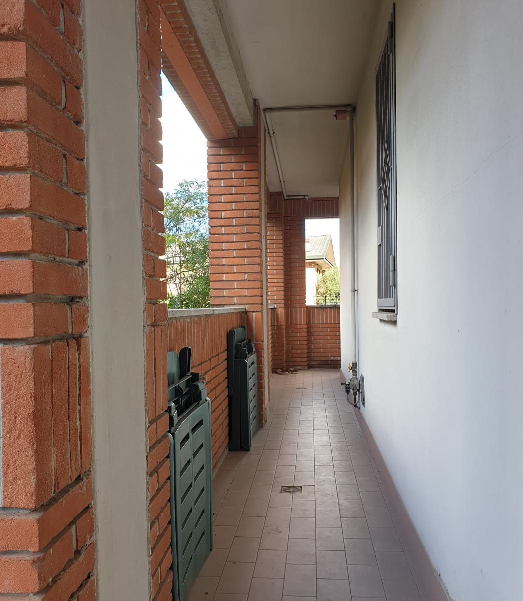 Bilocale con ampio giardino  Mezzate (Peschiera Borromeo) Affitto in Esclusiva - 6