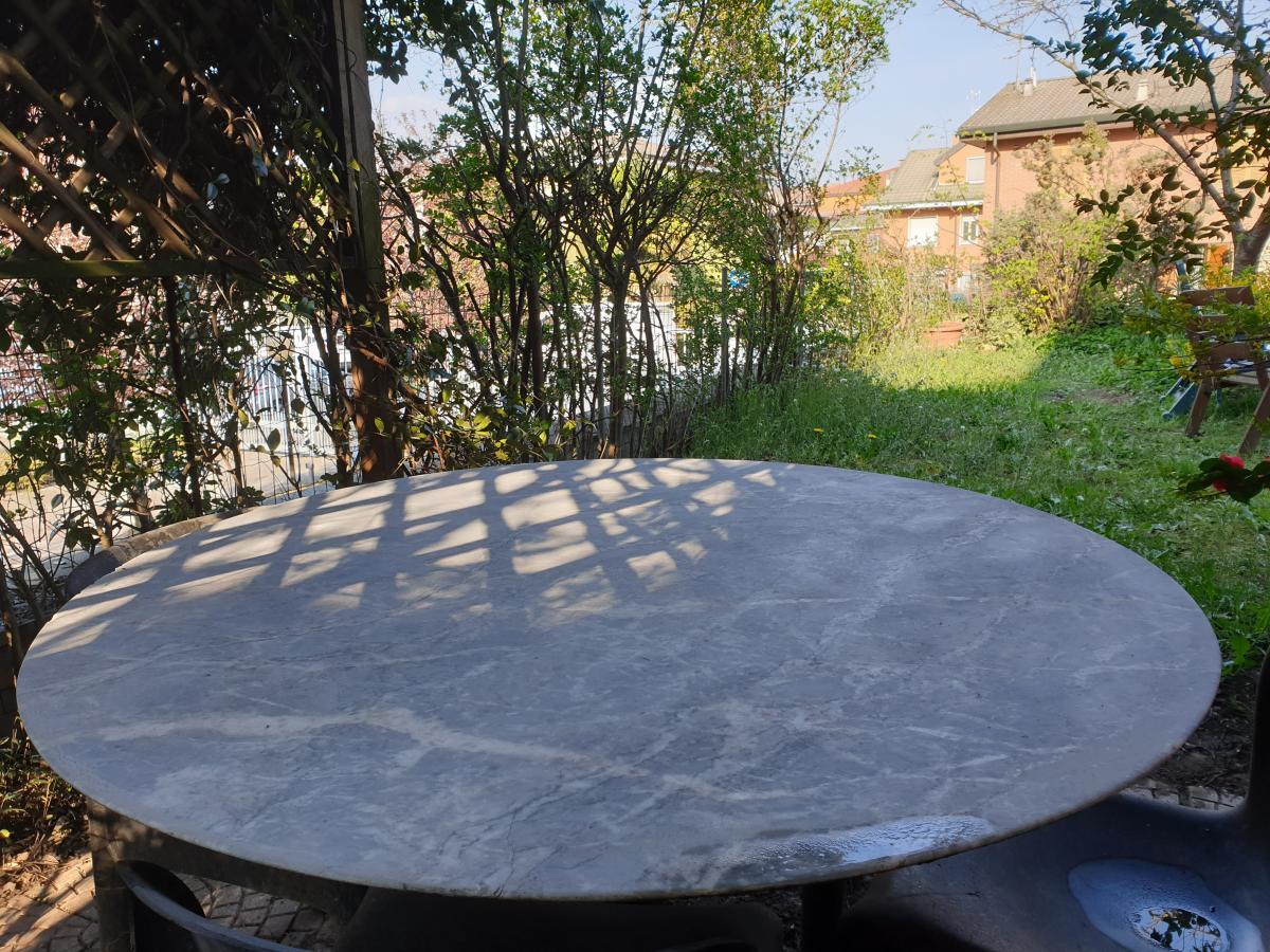 Bilocale con ampio giardino  Mezzate (Peschiera Borromeo) Affitto in Esclusiva - 17