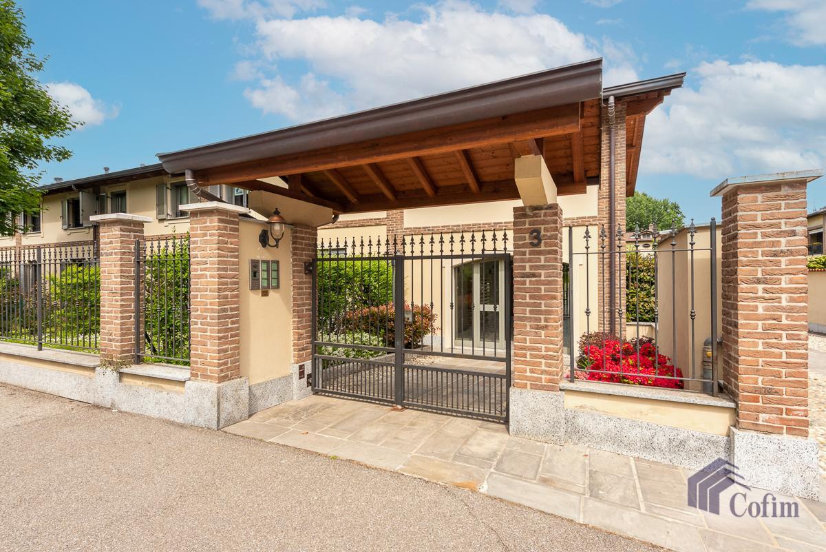 Villa a schiera Viletta semi indipendente in  San Bovio (Peschiera Borromeo) Vendita in Esclusiva - 14