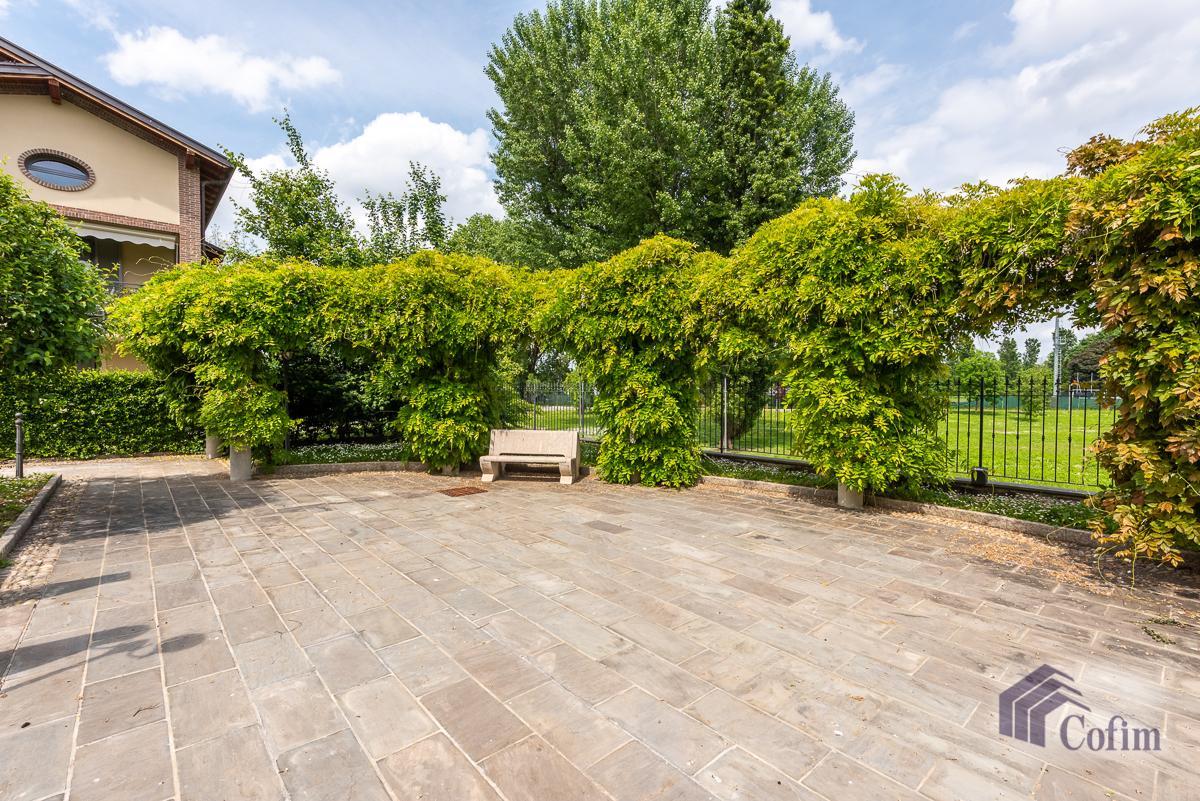 Villa a schiera Viletta semi indipendente in  San Bovio (Peschiera Borromeo) Vendita in Esclusiva - 16