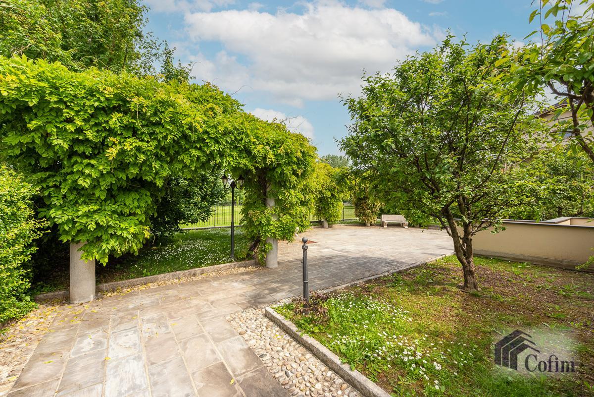 Villa a schiera Viletta semi indipendente in  San Bovio (Peschiera Borromeo) Vendita in Esclusiva - 17