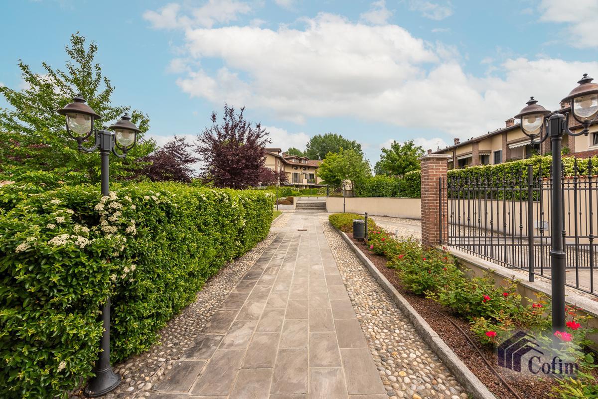 Villa a schiera Viletta semi indipendente in  San Bovio (Peschiera Borromeo) Vendita in Esclusiva - 18