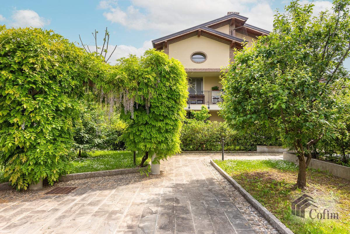 Villa a schiera Viletta semi indipendente in  San Bovio (Peschiera Borromeo) Vendita in Esclusiva - 19