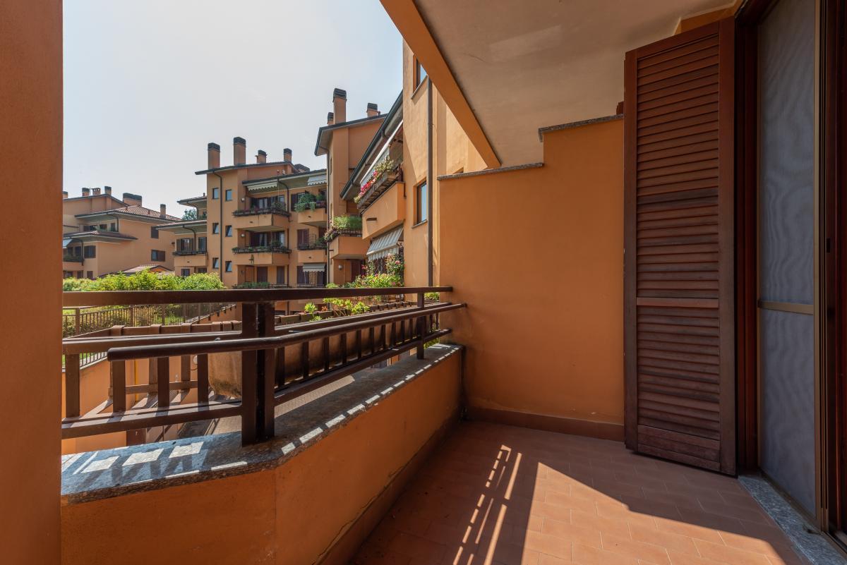 Trilocale luminoso con tre terrazzi  Bettola (Peschiera Borromeo) Vendita in Esclusiva - 12