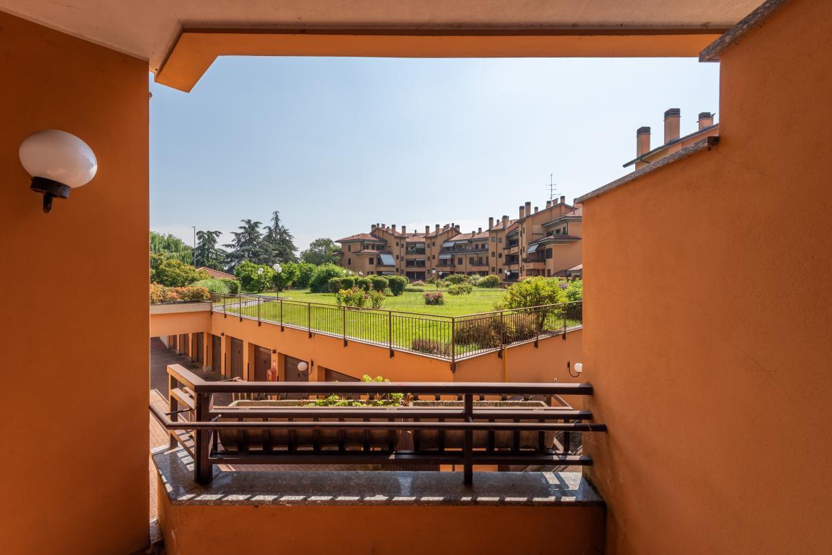 Trilocale luminoso con tre terrazzi  Bettola (Peschiera Borromeo) Vendita in Esclusiva - 11