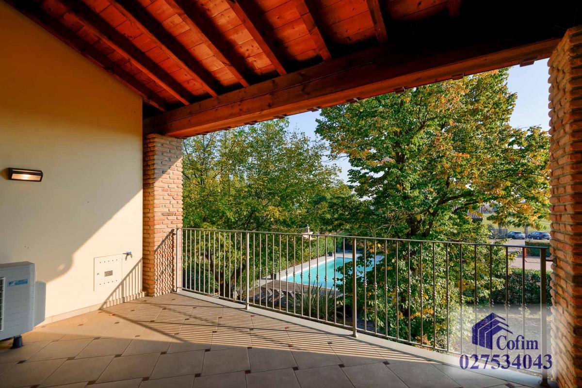 Bilocale luminoso  Residenza Longhignana (Peschiera Borromeo) Affitto in Esclusiva - 4