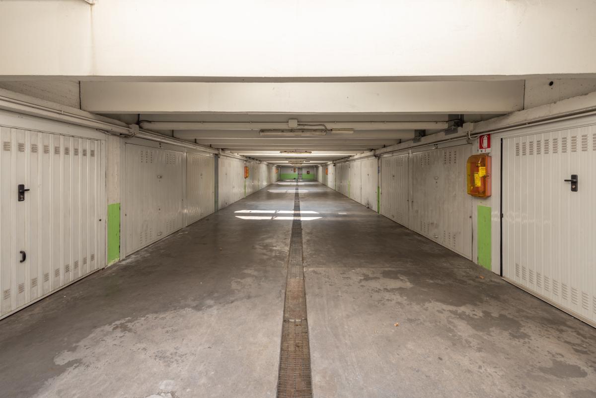 Box/Garage singolo   San Felice (Segrate) Vendita in Esclusiva - 1