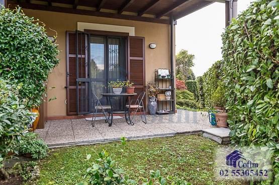 Villa a schiera Peschiera Borromeo LD6268