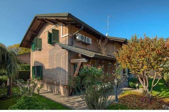 Villa singola Tribiano RA6725