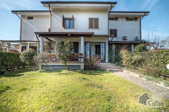 Villa singola Rodano MD7188