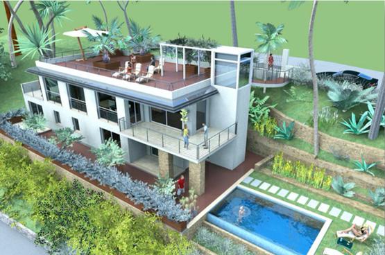 Villa singola  MD7948